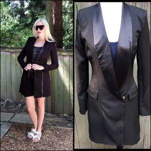 Boss Babe, MISSGUIDED, tuxedo jacket!!